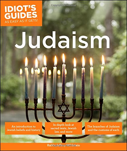 Idiot's Guides: Judaism