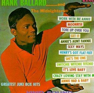 Hank Ballard & the Midnighters - Greatest Juke Box Hits