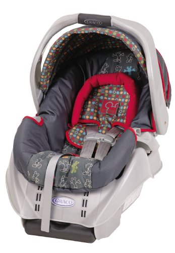 Graco Snugride Infant Car Seat, Mickey
