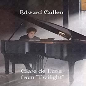 Clare De Lune (Theme From Twilight)