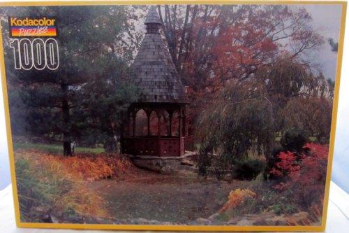 Kodacolor 1000 Piece Jigsaw Puzzle Jamison Garden Pa