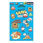 South Park - Comics Customs Magnet Collection - 10 Die Cut Magnet Set
