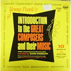 Introduction To The Great Composers And Their Music