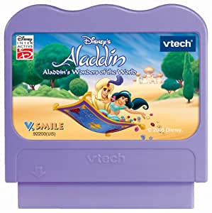 VTech V.Smile Smartridge Aladdin