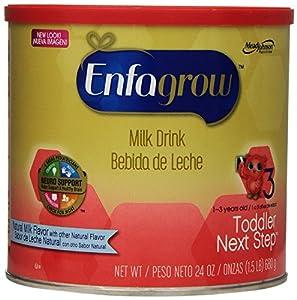 Enfagrow Toddler Next Step Natural Milk, 24 Ounce (Packaging May Vary)
