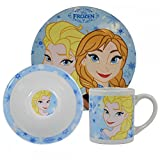 Frozen Ceramic Dinnerware Set
