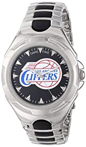 NBA Mens NBA-VIC-LAC Victory Series Los Angeles Clippers Watch by Game Time