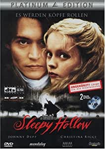 Sleepy Hollow (Platinum Edition) [Special Edition] [2 DVDs]