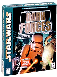 Star Wars: Dark Forces with 3-Levels of Jedi Knight - PC