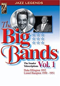Big Bands: Duke Ellington & Lionel Hampton [DVD] [Region 1] [US Import] [NTSC]