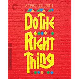 Do the Right Thing The Criterion Collection [Blu-ray]