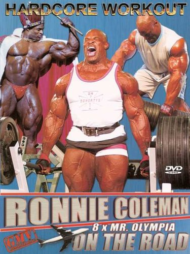 On the Road With Ronnie Coleman [DVD] [Import]