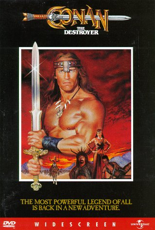 Conan the Destroyer [DVD] [1984] [Region 1] [US Import] [NTSC]