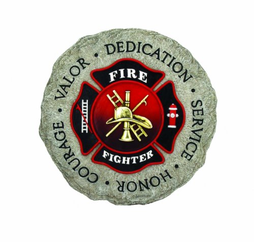 Spoontiques-Firefighter-Stepping-Stone
