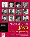Professional Java Server Programming...