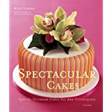 Spectacular Cakes: Special Occasion Cakes for any Celebration ~ Mich Turner
