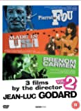 Jean-Luc Godard Collection: 2 [DVD]