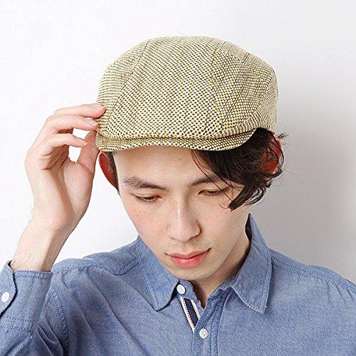 グレース(Grace) 帽子(タタミハンチング)【BE/M】
