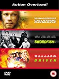 Collateral Damage/Swordfish/Driven [DVD] [2002]