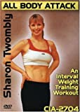All Body Attack: An Interval Weight Training [DVD] [Import]