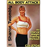 Sharon Money Twombly: All Body Attack - An Interval Weight Training Workout ~ Sharon Twombly