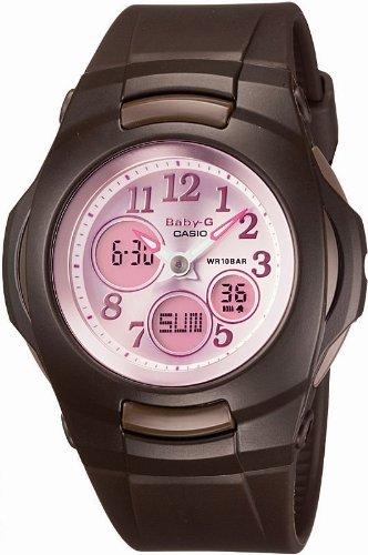 CASIO (カシオ) 腕時計 Baby-G Brown Colors ブラウンカラーズ BG-93-5BJF レディ-ス