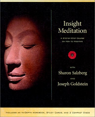 Insight Meditation Kit [With Workbook and 12 Study Cards]: A Step-by-step Course on How to Meditate