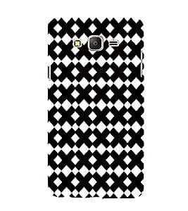 EPICCASE interlocks Mobile Back Case Cover For Samsung Galaxy On5 (Designer Case)