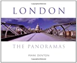 London: The 100 Greatest Panoramas (1845292731) by Denton, Mark