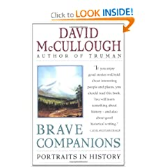 Brave Companions: Portraits In History by David McCullough