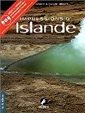 echange, troc Marc-Antoine Beldent, Danielle Alissant - Impressions d'Islande (livre bilingue)