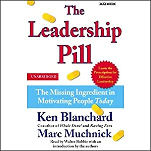The Leadership Pill Hörbuch