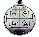 Medieval Money Talisman Pagan Wiccan Wicca Amulet Magic Necklace Kabbalah Jewelry