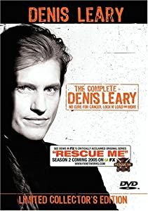 The Complete Denis Leary: No Cure for Cancer, Lock n' Load, and More