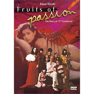 "Amazon.com: Fruits of Passion - The Story of ""O"" Continued"
