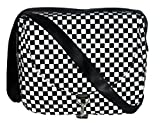 Crafts My Dream Women's Cross Body (Black And White)