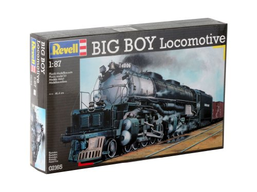 Big Boy Toys Games : Revell big boy locomotive toys games play vehicles