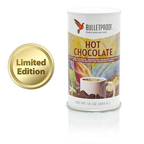 Bulletproof Limited Edition Hot Chocolate Mix