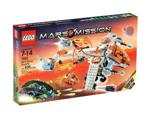 LEGO® Mars Mission MX-71 Recon Dropship Amazon.com