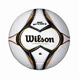 """Wilson Fu�ball Cup Defender, wei�/schwarz/braun, Size 5von """"Wilson"""""""