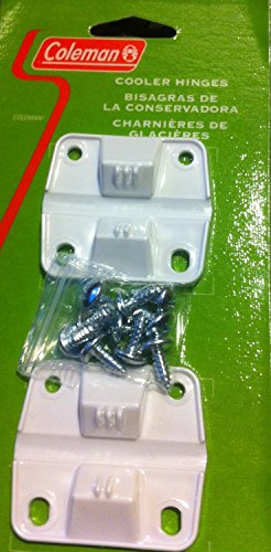 Coleman Replacement Cooler Hinges and Screws