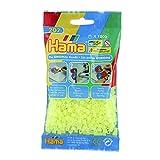 HAMA 207-39 - Fluoro-amarillo perlas, 1000 [Importado de Alemania]