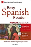 img - for Easy Spanish Reader Premium, Third Edition: A Three-Part Reader for Beginning Students (Easy Reader Series) book / textbook / text book