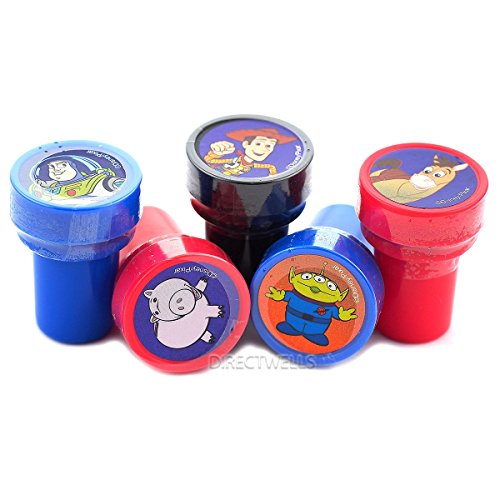 Disney Toy Story Stampers Party Favors (10 Stampers)
