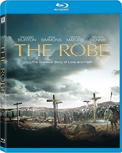 Robe, The Blu-ray
