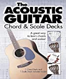 The Acoustic Guitar Decks - Chord Deck and Scale Deck Double-Pack - TAB