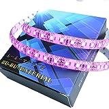 ぶーぶーマテリアル LEDテープ 切り売り 白基盤 50cm ピンク 防水等級IP65 (LEDの数60球) L25