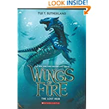 Wings of Fire Book Two: The Lost Heir price comparison at Flipkart, Amazon, Crossword, Uread, Bookadda, Landmark, Homeshop18