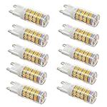 LEORX Ampoules LED (10 exemplaires),...