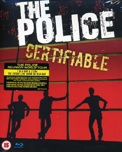 The Police - Certifiable (Live) - Zortam Music